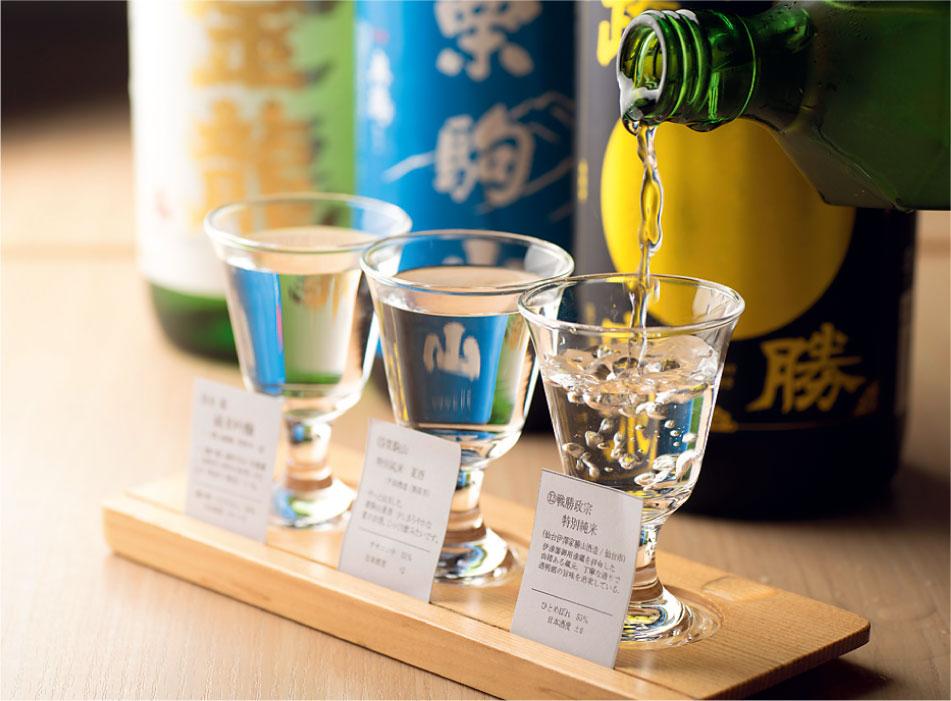 仙臺驛日本酒バル ぷらっと 画像01